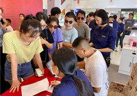 德风·紫悦枫华城市展厅正式开放,启幕时代风华