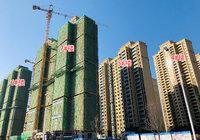 南德荟景湾1月工程进度:1#楼、2#楼、4#楼即将交房!
