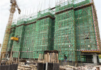 东升·紫悦府项目4月工程进度播报