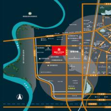 鑫園·未來城區位圖