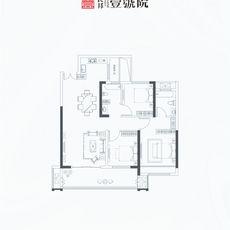 民邦·壹號院H 5号楼户型图