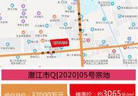 潜江土拍报告:楼面价破3000/㎡! 地价再刷新!